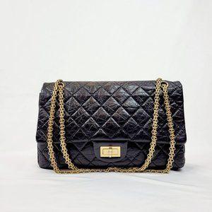 Chanel Reissue Double Flap Shoulder Bag